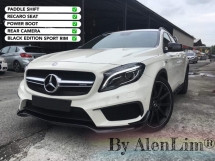 2015 MERCEDES-BENZ GLA 45 AMG 2.0 TURBO (UNREG) CHEAPEST IN TOWN FREE WRTY n SERVICE