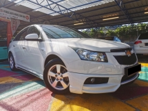 2012 CHEVROLET CRUZE 1.8 FACELIFT (A) LEATHER TIPTOP