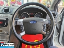 2010 FORD MONDEO Ford MONDEO 2.3 (A) FOCUS F/LEATHER E/SEATS WRRNTY