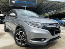 2017 HONDA HR-V 1.8 V i-VTEC FULL SPEC - UNDER WARRANTY - FULL SERVICE RECORD - ORI 28K MILEAGE DONE - FULL BODYKIT - END YEAR SALE - NEGOTIABLE HRV