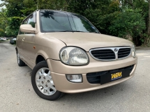2001 PERODUA KELISA 1.0 (A) 1 OWNER TIP TOP TRUE YEAR