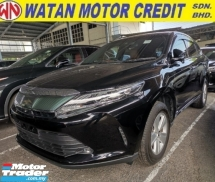 2018 TOYOTA HARRIER 2.0 Premium Panoramic Roof Unregister 1 YEAR WARRANTY