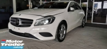 2015 MERCEDES-BENZ A-CLASS A180 SE/FREE 5 YEARS WARRANTY/PUSH START/NON SMOKING/SHOWROOM UNIT