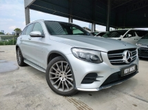 2015 MERCEDES-BENZ GLC 250 2015 Reg 2016 CBU Mercedes GLC250 AMG Panaromic Roof Burmester Sound System Full Leather for sale
