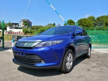 2017 TOYOTA HARRIER 2.0L ELEGANCE NEW FACE-LIFT UNREGISTERED