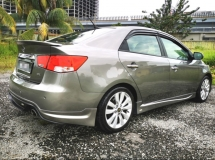 2012 KIA FORTE 1.6 AUTO / 6 SPEED / PUSH START / KEYLESS ENTRY / PADDLE SHIFT / REVERSE CAMERA / LEATHER SEAT / TIPTOP CONDITION / HIGH LOAN