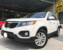 2012 KIA SORENTO XM 2.4 REAR AIRCOND S/ROOF LEATHER