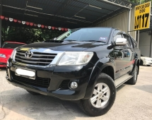 2015 TOYOTA HILUX 2.5 G VNT NO OFF ROAD>>>CITY USE ONLY