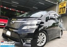 2011 TOYOTA VELLFIRE 2.4Z PLATINUM SELECTION