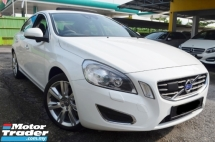 2011 VOLVO S60  3.0 T6 (A) FULL SERVICE RECORD BY VOLVO