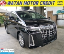 2018 TOYOTA ALPHARD 2.5 SA New Facelift Unregister 1 YEAR WARRANTY