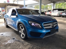 2016 MERCEDES-BENZ GLA Unreg Mercedes Benz GLA180 1.6 Turbo AMG Camera Power Boot Paddle Shift 7G