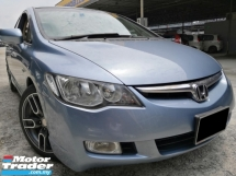 2006 HONDA CIVIC Honda Civic 1.8 I-VTEC AT NEW FACELIFT TIP TOP 1 OWNER