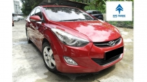 2013 HYUNDAI ELANTRA 2013 Hyundai ELANTRA 1.6 GLS L-Seat Pust Start