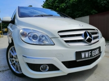 2012 MERCEDES-BENZ B-CLASS B180 1.7(A) 1 OWNER CONDITION TIP TOP