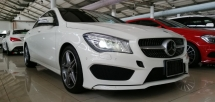 2014 MERCEDES-BENZ CLA 180 AMG LINE (PANAROMIC  ROOF)