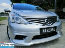 2016 NISSAN GRAND LIVINA 1.6L AT 1 OWNER TIP TOP CONDITION