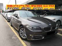 2011 BMW 5 SERIES 523i Local CKD 2.5CC TRUE YEAR MADE 2011 Full Service Dato Owner