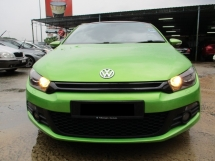 2009 VOLKSWAGEN SCIROCCO 2.0 TSI Low Mileage NiceCondition