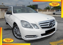 2012 MERCEDES-BENZ E-CLASS E200 CGI ELEGANCE CKD 1.8(A) FREE 1YEAR WARRANTY GOOD CONDITION LOW MLEAGE LIKE NEW ACCIDENT FREE AND 1 CAREFUL OWNER
