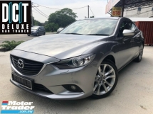 2015 MAZDA 6 2.5 SDN 5EAT SUNROOF BOSE SOUND SYSTEM FULL SPEC CBU JAPAN TIPTOP CONDITION
