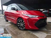 2016 TOYOTA ESTIMA 2016 Toyota Estima 2.4 Aeras Premium Facelift 2 Power Door Electric Seat 7 Seater Unregister for sale