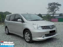 2011 NISSAN GRAND LIVINA 1.6 ST-L Comfort MPV Impul TipTOP LikeNEW