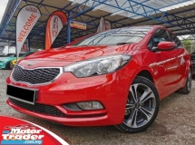 2016 KIA CERATO 1.6 KX (A) GPS REV/CAM PERFECT WARRANTY
