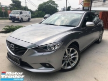 2015 MAZDA 6 2.5 SDN NEW FACELIFT HIGH SPEC ONE DOCTOR OWNER LIKE NEW