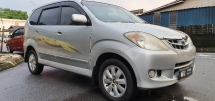 2008 TOYOTA AVANZA Toyota Avanza 1.5G (A) SUPER TIPTOP Condition nice car
