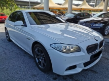2012 BMW 5 SERIES 528I M-SPORT TWIN POWER TURBO (A) LOCAL