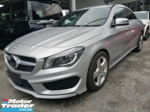 2014 MERCEDES-BENZ CLA 250 2.0 AMG 4MATIC/FREE 5 YEARS WARRANTY/LIMITED STOCK/SHOWROOM UNIT