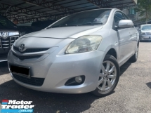 2010 TOYOTA VIOS 1.5 E SPEC (TURE YEAR) TIP TOP CONDITION LIKE NEW