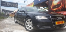 2012 AUDI A8 3.0 ( A ) SE TDI QUATRRO TURBO !! LONG WHEEL BASE !! PREMIUM HIGH SPECS THAT COMES WITH KEYLESS ENTRY PUSH START MOONROOF & ETC !! ( WXX 191 ) 1 CAREFUL OWNER !!