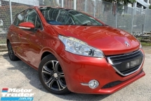 2014 PEUGEOT 208 Peugeot 208 1.6 Allure Hatchback LADY OWNER (TRUE YEAR MAKE)(ONE OWNER)(LOW MILEAGE)(2 YEAR WARRANTY)