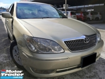 2004 TOYOTA CAMRY Toyota Camry 2.0 AT VVTI NEW FACELIFT ONE OWNER