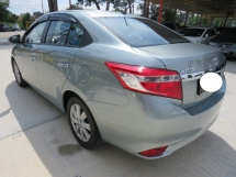2017 TOYOTA VIOS 1.5 (A) J One Owner Push Start CD DVD Player Accident Free High Loan Tip Top Condition Must View