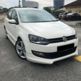 2012 VOLKSWAGEN POLO 1.2 TSI HATCHBACK FREE 1YEAR WARRANTY GOOD CONDITION LOW MLEAGE LIKE NEW ACCIDENT FREE AND 1 CAREFUL OWNER