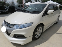 2014 HONDA INSIGHT 1.3 (A) Hybrid One Lady Owner Mugen Bodykit 100% Accident Free Service On Time High Loan Tip Top Condition Must View