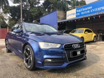 2017 AUDI A3 SLINE SPORT(A)LIKE NEW CAR CONDITION KEEP