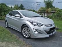 2016 HYUNDAI ELANTRA 2016 Hyundai ELANTRA 1.6 (A) PREMIUM SPEC