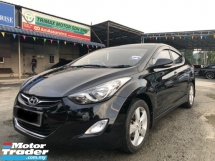 2015 HYUNDAI ELANTRA 1.6 PREMIUM FULL SPEC(A)PSTART DVD PLAYER LEATHER SEAT