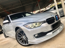 2014 BMW 3 SERIES 316i (A) SPORT VERSION HISTORY SERVICE RECORD AUTO BAVARIA