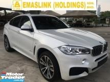 2015 BMW X6 40D M-Sport 2015 BMW X6 3.0 xDrive40d M Sport SUV REAR CAMERA SUN ROOF