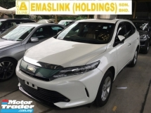 2017 TOYOTA HARRIER 2.0 2017 Toyota Harrier 2.0 ELEGANCE Premium SUV POWER BOAT FULL VIEW CAM