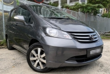 2010 HONDA FREED 1.5 E i-VTEC MPV (TWO POWER DOOR)(TRUE YEAR MAKE)(LOW MILEAGE)(ONE LADY OWNER)(2 YEAR WARRANTY)