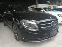 2014 MERCEDES-BENZ A-CLASS A180 1.6 AMG SPORT NIGHT EDITION/FREE 5 YEARS WARRANTY/NEW STOCK READY