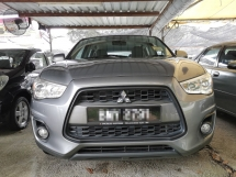 2014 MITSUBISHI ASX 2WD 2.0 (A) One Owner Full Loan