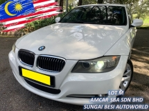2012 BMW 3 SERIES 320I EXECUTIVE EDITION (CKD) (A) LCD I-DRIVE