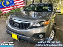 2012 KIA SORENTO XM 2.4 (A) PANORAMIC PUSH/START 1 OWN